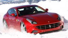 RT if you would drive your Ferrari in the snow?