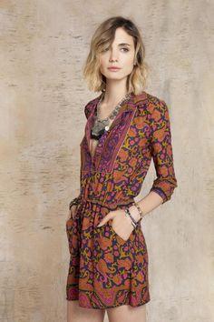 Vestido Alcotan Sari