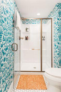 Home Decoration Themes bathroom decor ideas wallpaper in the bathroom modern bathroom Decoration Themes bathroom decor ideas wallpaper in the bathroom modern bathroom Basement Bathroom, Bathroom Rugs, Modern Bathroom, Small Bathroom, Bathroom Ideas, Bathroom Interior, Serene Bathroom, Loft Bathroom, Bathroom Plans