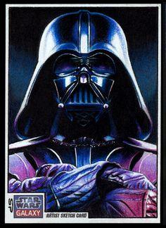 Darth Vader by Sean Pence [©2012-2016 s-von-p]