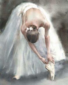 Yana Shapovalova from Cinq Ballet
