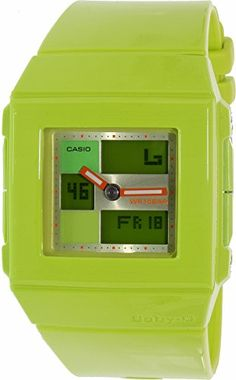 Women's Wrist Watches - BabyG Ladies Watch BabyG Tough And Cute BGA2003EDR  WW *** To view further for this item, visit the image link.