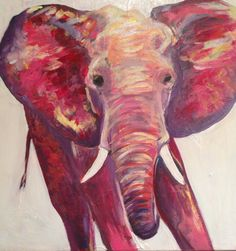 elephant... what else can I say?