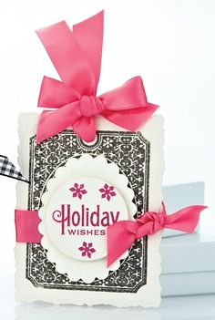 Holiday Wishes Tag by @Latisha Marie Yoast