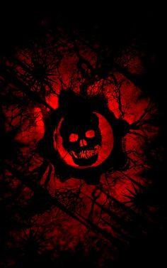 Gears of War Red Wallpaper iPhone - Best iPhone Wallpaper