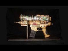 妖怪光線銃 Steampunk Kaleidoscope Youkai Ray Gun 万華鏡「妖怪光線銃」