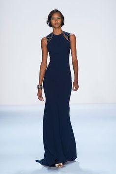 new york fashion week spring 2014 badgley mischka -
