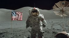 Some say it was a giant leap for humanity, some say it was fake, some even say Stanely Kubrick directed it. However,