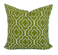 Green pillow covers, Throw pillows, Toss pillow cover, Sofa cushion, Couch pillow, Shams, 16x16, 18x18, 20x20, 22x22, 24x24, 26x26 by PillowCorner on Etsy