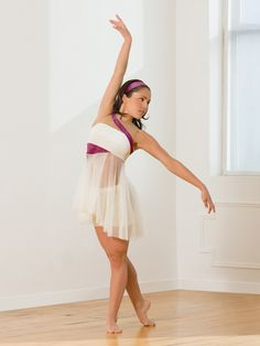I Won't Give Up | Revolution Dancewear Contemporary/Lyrical Dance Recital Costume