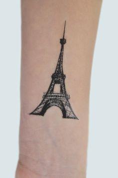 #paris #travel #tattoo #idea #inspiration