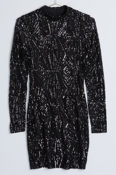 Roxanne sequins dress 599.00 NOK, Kjoler - Gina Tricot