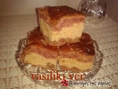 Cooking Time, Cooking Recipes, Greek Desserts, Recipe Images, Sweet Recipes, Tiramisu, Cocoa, Sweet Tooth, French Toast