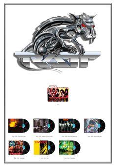 Album Art Icons: Ratt