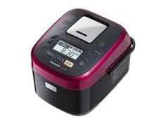 Panasonic  Wおどり炊き スチーム&可変圧力IHジャー炊飯機 1.0L 0.5~5.5合 ルージュブラック SR-SPX104-RK パナソニック(Panasonic) http://www.amazon.co.jp/dp/B00JE5BGKU/ref=cm_sw_r_pi_dp_65QEub11MH77H