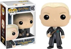 Draco Malfoy Funko Pop! Vinyl | Harry Potter | Popcultcha