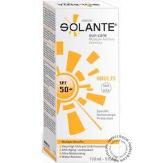 Solante Güneş Koruyucu Krem Spf 50