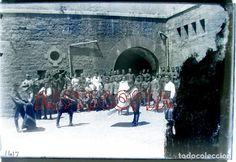 Fotografía antigua: 3 negativos de cristal (15 x 10 cm.) del Coll de Ladrones, Canfranc, Huesca, principios del XX. - Foto 4 - 78937721