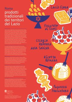 Prodotti Tradizionali del Lazio / Rome province traditional products