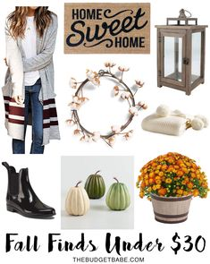 c33c035c1ff04d Style Your Entryway for Fall with Decor Finds Under  30
