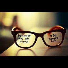 #eyeglasses #quote's
