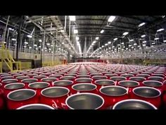 How its made, coca cola part 2. - YouTube