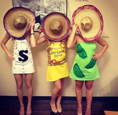salt tequila lime
