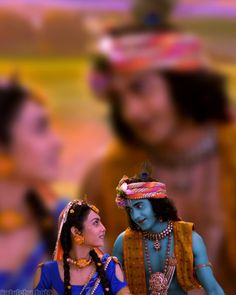 Image may contain: 2 people, hat Radha Krishna Holi, Cute Krishna, Krishna Radha, Lord Krishna Images, Radha Krishna Pictures, Krishna Photos, Radhe Krishna Wallpapers, Lord Krishna Hd Wallpaper, Janmashtami Images