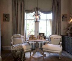 London project 2016 by Pieter Porters French Chairs, European House, Case, Country Style, Wooden Frames, Accent Decor, Valance Curtains, Home Office, Diana