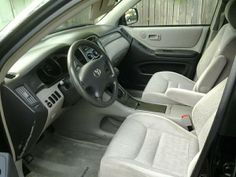 Used 2003 Toyota Highlander for Sale ($9,000) at Sonoma, CA | Used ...