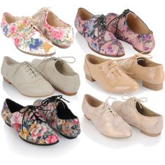 Cute hipster indie shoes (: love