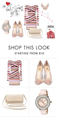 """Valentines day"" by hajarshelley ❤ liked on Polyvore featuring MSGM, Semilla, Charlotte Russe, Ted Baker, women's clothing, women, female, woman, misses and juniors"