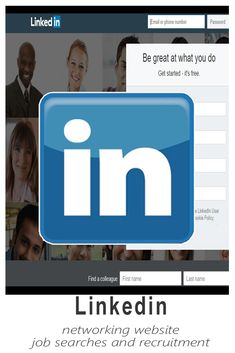 LinkedIn - Online Profile Linkedin Network, Great Apps, Online Profile, Virtual Assistant, Job Search, Get Started, Names, Learning, Studying