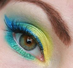 yellow  bluegreen https://www.makeupbee.com/look.php?look_id=95901