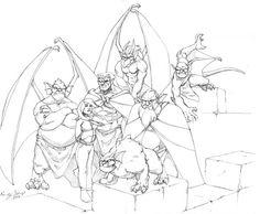 20 Disneys Gargoyles Ideas Gargoyles Gargoyles Disney Gargoyles Cartoon