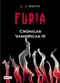 Cazadora De Libros y Magia: Furia - Saga The Vampire Diaries #03 - L.J.Smith +...