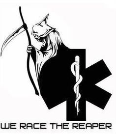 cannot wait to be a paramedic