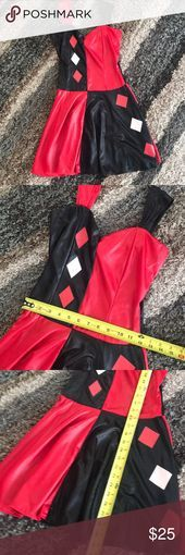 #Awesome #cosplaydressawesome #Costume #dress #Halloween #Harley #Quinn Cosplay Dress