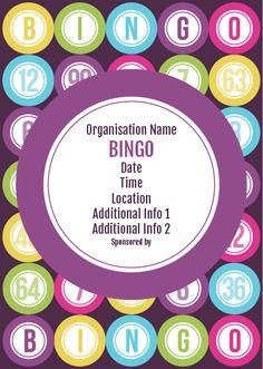 Picture of Bingo Poster (1)