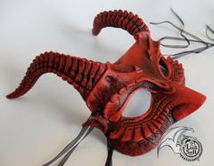 These Magical Masks Feature Cthulhu And Dragons