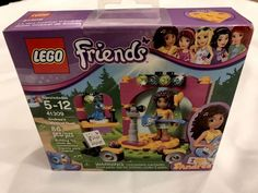 LEGO Friends Andrea's Musical Duet 41309 Building Kit (Brand New, Sealed)  | eBay