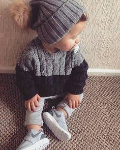 Northside Boys Girls Toddler/Little Kids/Big Kids Frosty Winter Snow Boot Baby Outfits, Outfits Niños, Toddler Outfits, Fashion Outfits, Baby Boy Fashion, Toddler Fashion, Fashion Kids, Fashion Women, Fashion Check