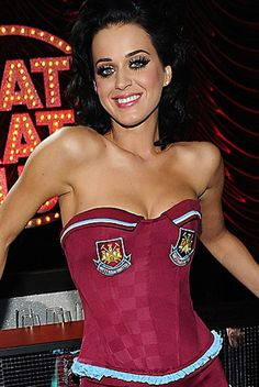 Katy Perry - West Ham
