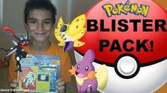 VIDEO: #Pokemon Blister Pack Opening!   WATCH: https://youtu.be/_0GZlhW8Bqo  #PokemonGO #PokemonTCG #PokemonCards #PrayForPulls #PokemonTrainer #PokemonCommunity
