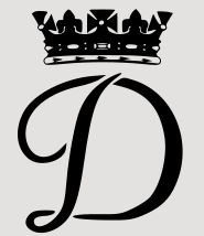 Diana's official royal monogram