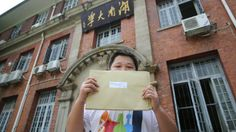 Nineteen-year-old Xiang Xiaohan, a gay rights activist from Hunan Province, has been dubbed China's Don Quixote over his dogged determination to take the government to court
