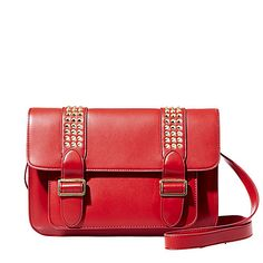 BSCOOTER RED accessories handbags lg bags fashion - Steve Madden #IONshadesoffall