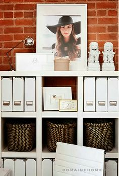 CoolChicStyleFashion: Interiors   lovely   office inspiration