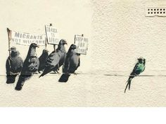 Banksy at his best