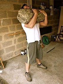 My Mad Methods - Sandbag Training for MMA